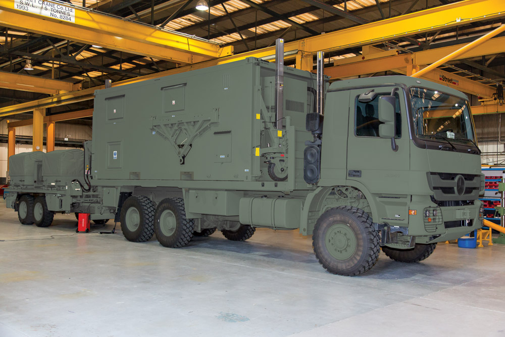 Versatile, scalable, deployable Marshall solutions